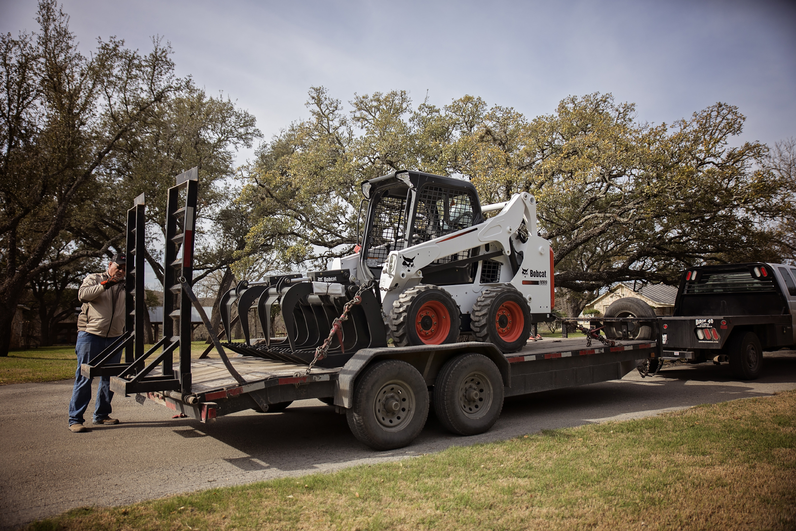 Equipment rentals in Kerrville, TX